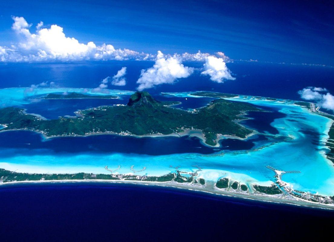 Karta Bora Bora