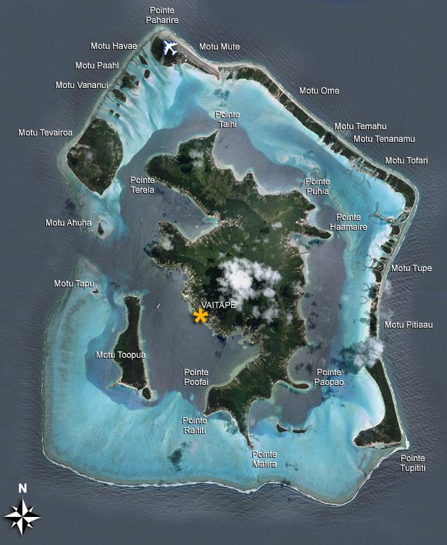 Bora-Bora-Map